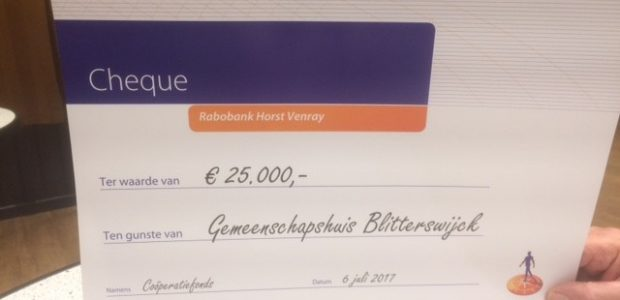 Cheque Rabobank